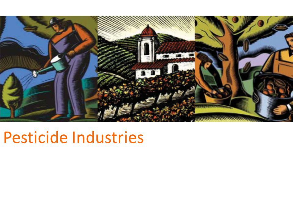 Pesticide Industries