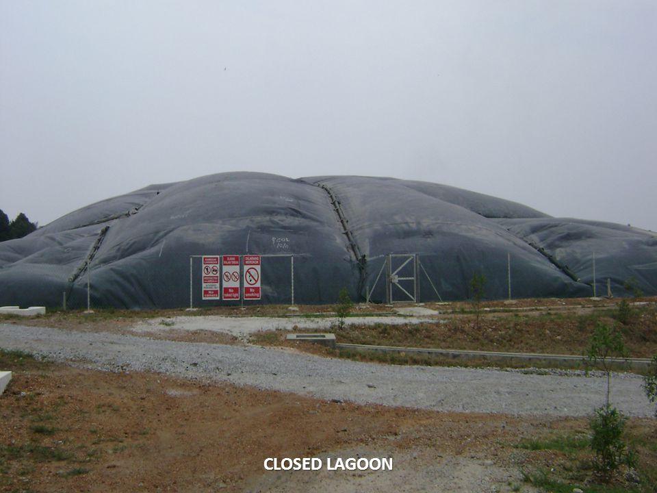 CLOSED LAGOON