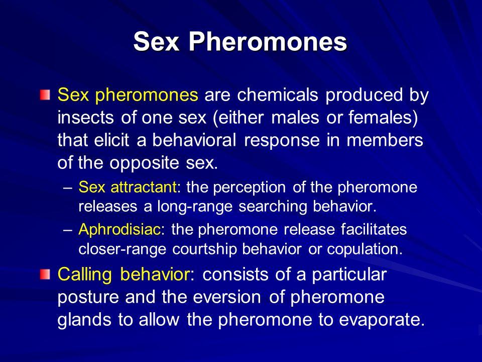 Sex Pheromones