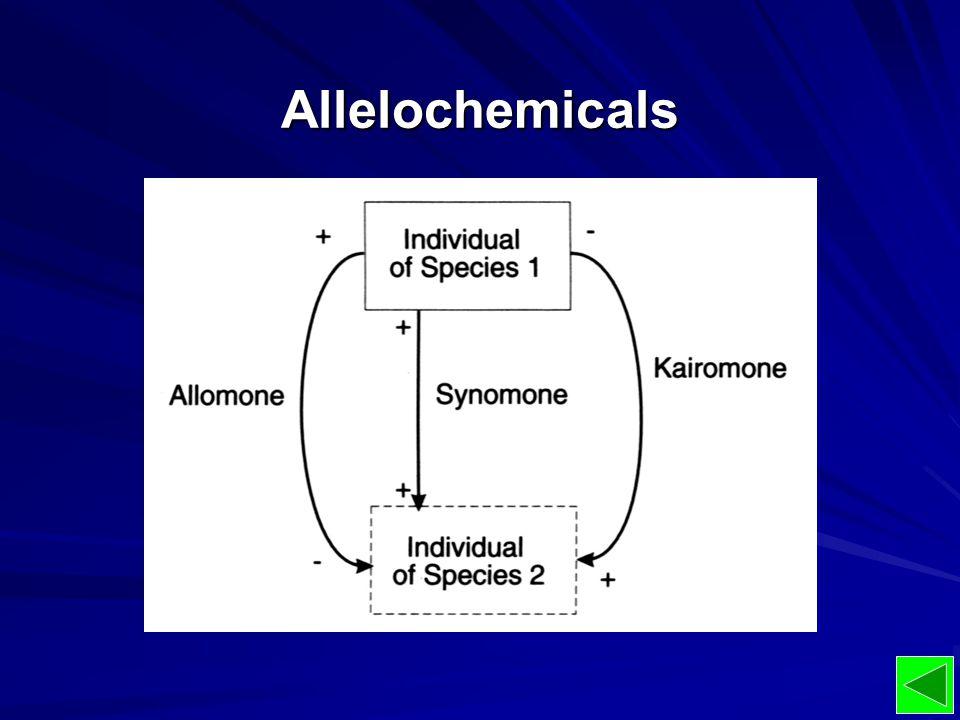 Allelochemicals