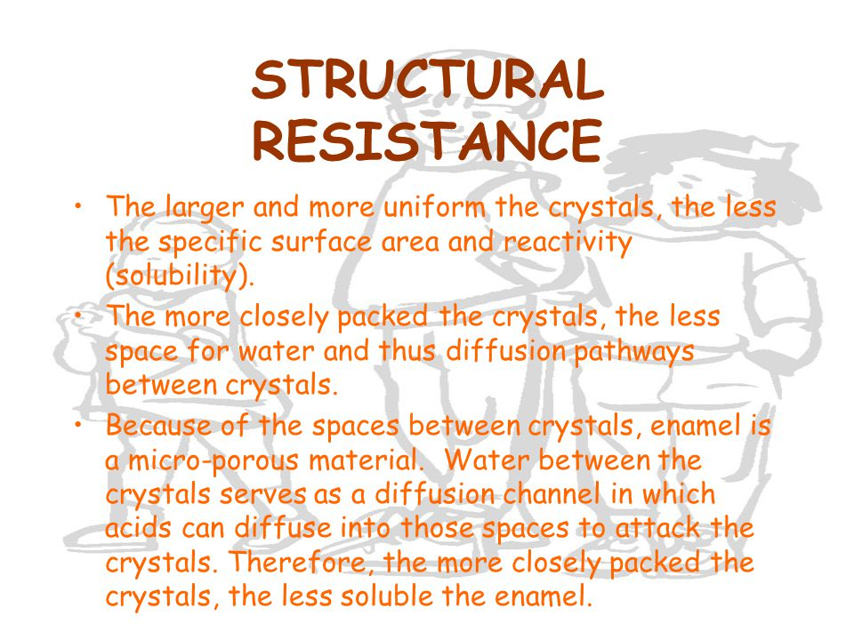 STRUCTURAL RESISTANCE