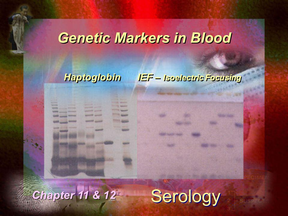 Genetic Markers in Blood