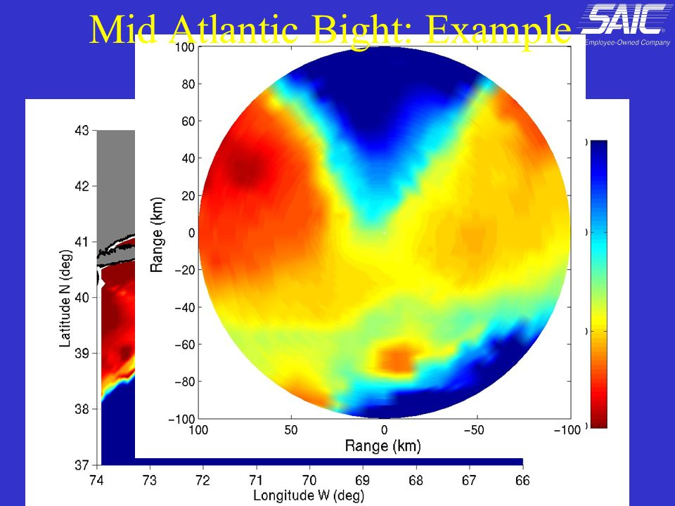 Mid Atlantic Bight: Example