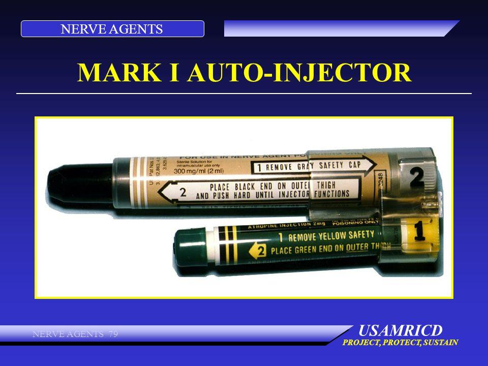MARK I AUTO-INJECTOR