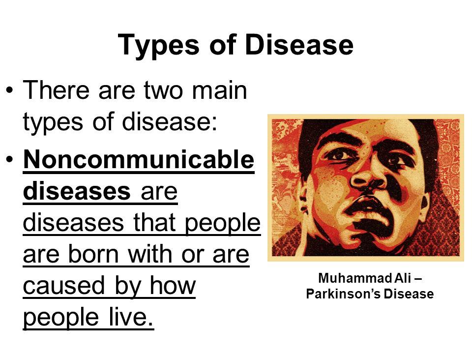 Muhammad Ali – Parkinson's Disease