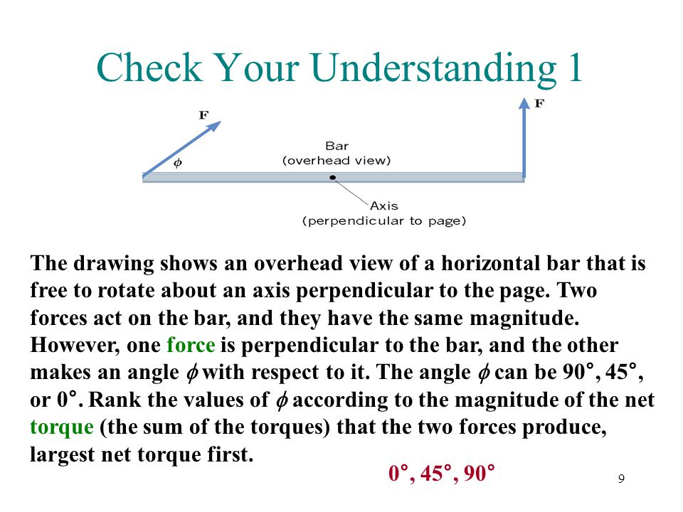 Check Your Understanding 1