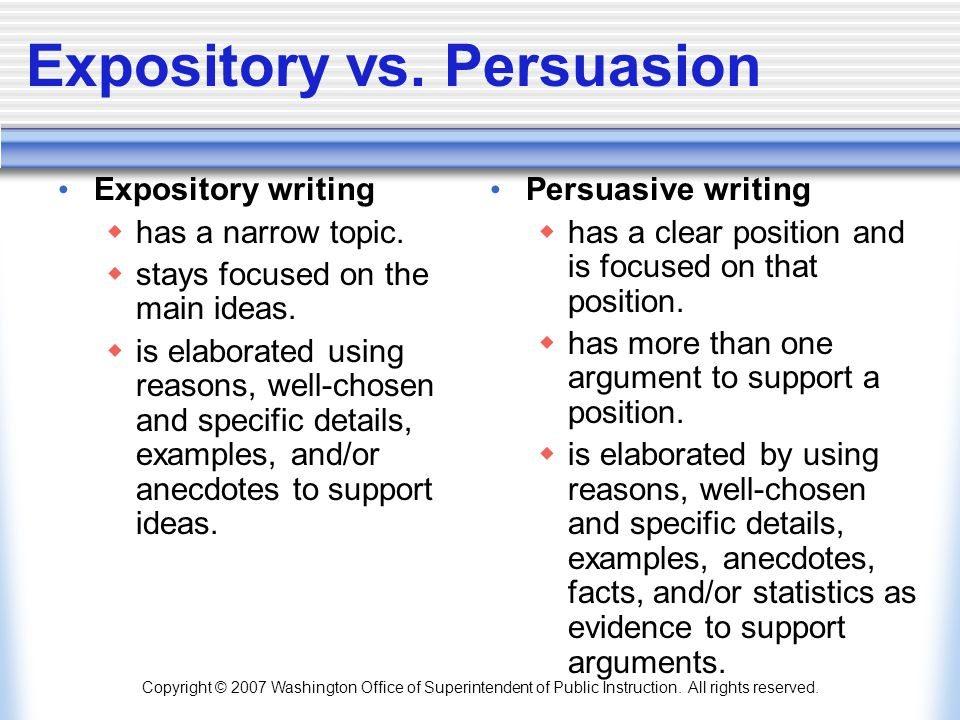 Ideas For A Persuasive Essay