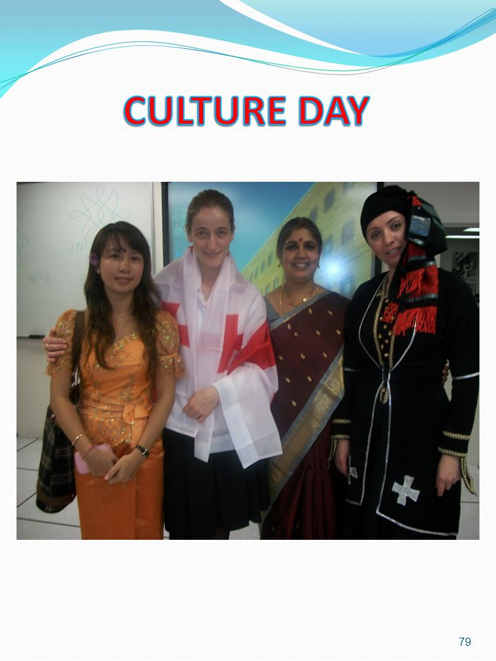 CULTURE DAY