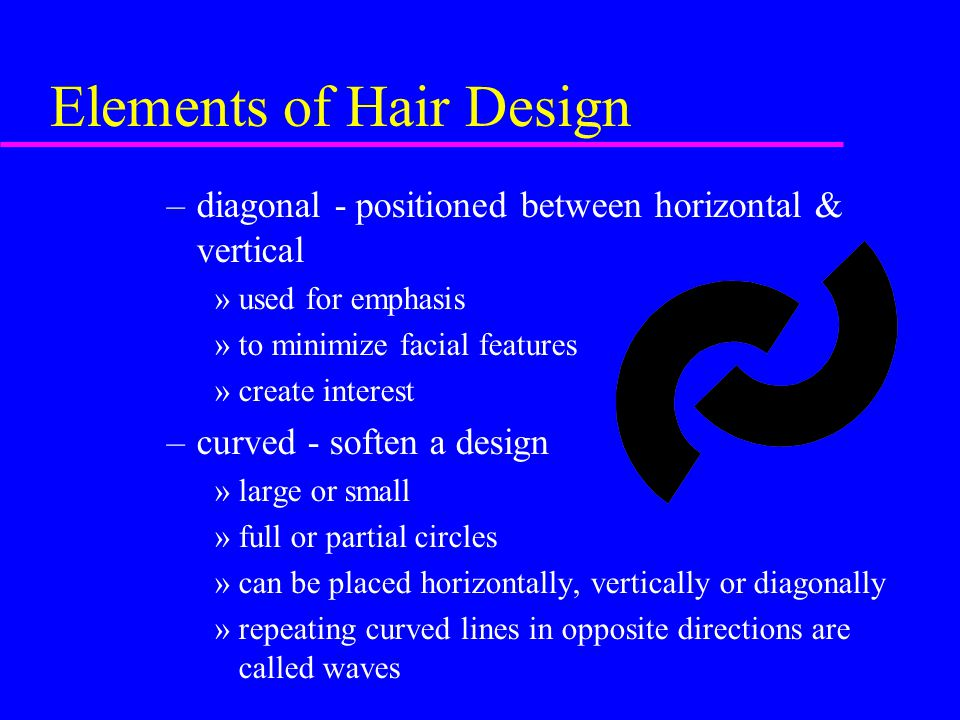 Elements of Hair Design