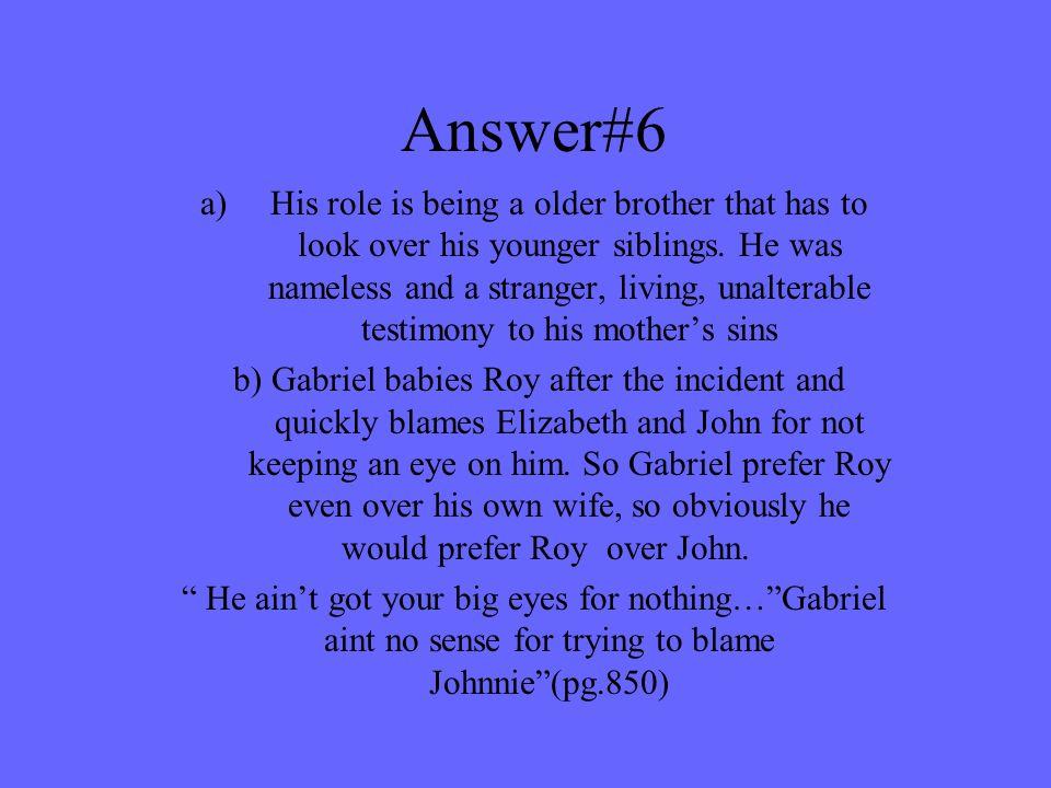 Answer#6