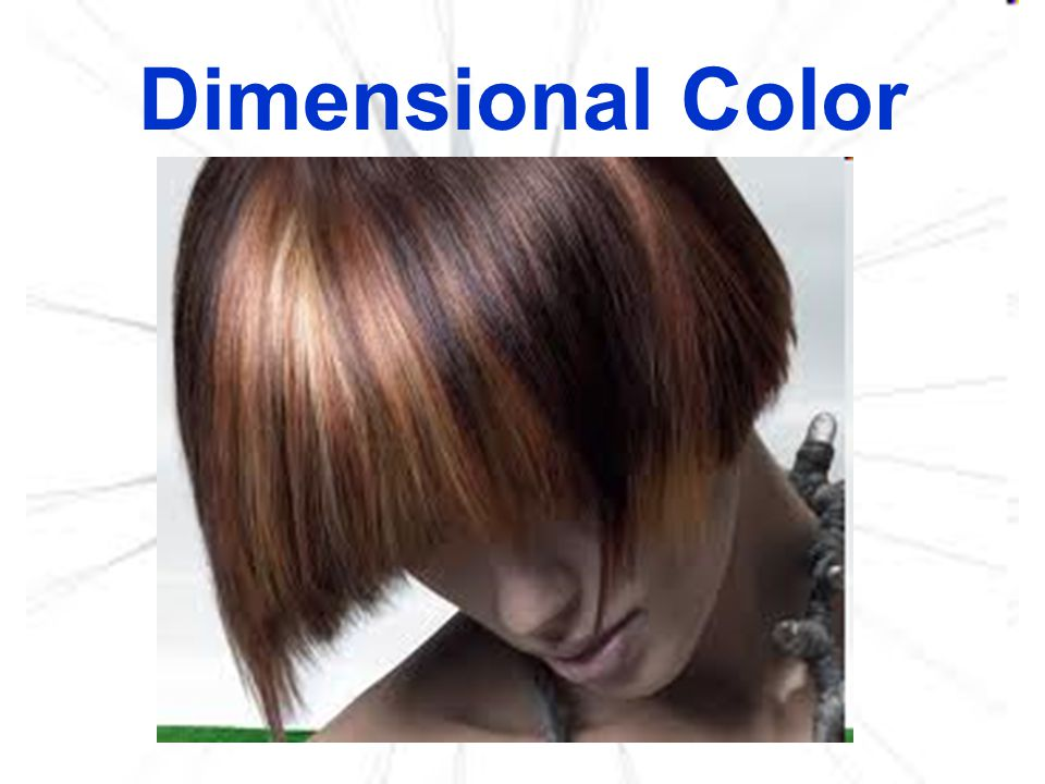 Dimensional Color