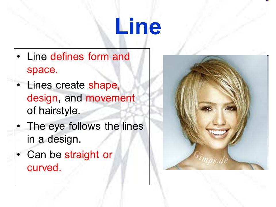 Line Line defines form and space.