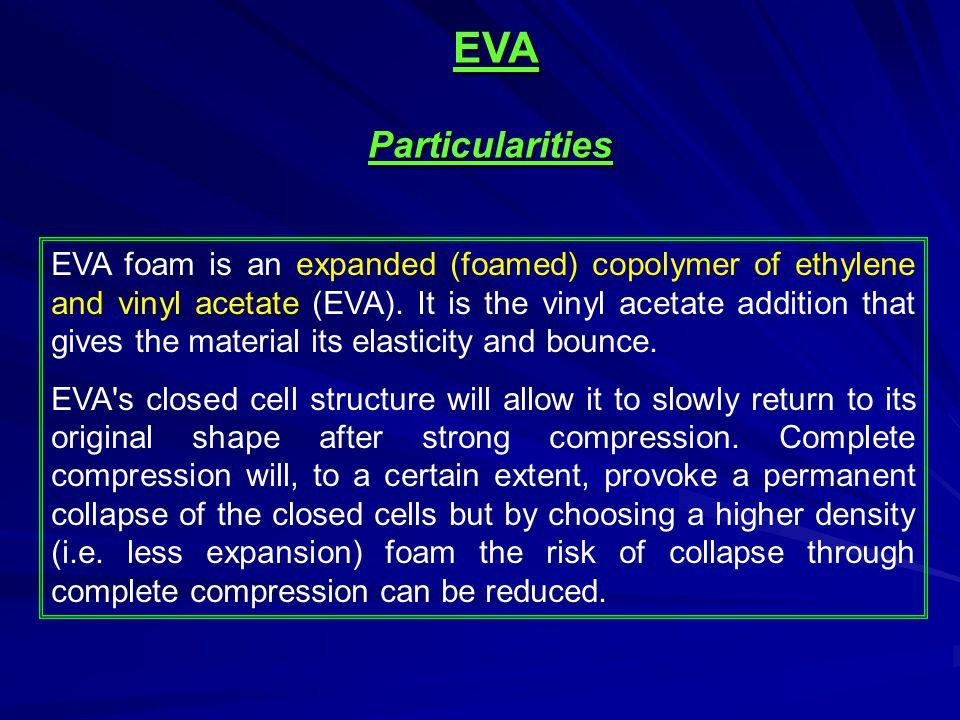EVA Particularities.