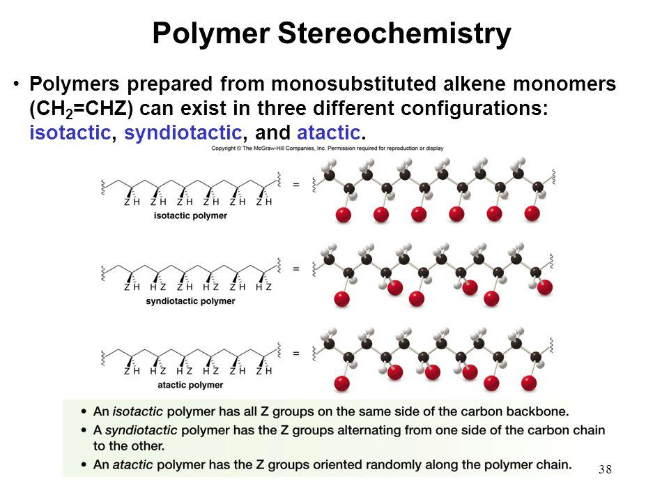 Polymer Stereochemistry