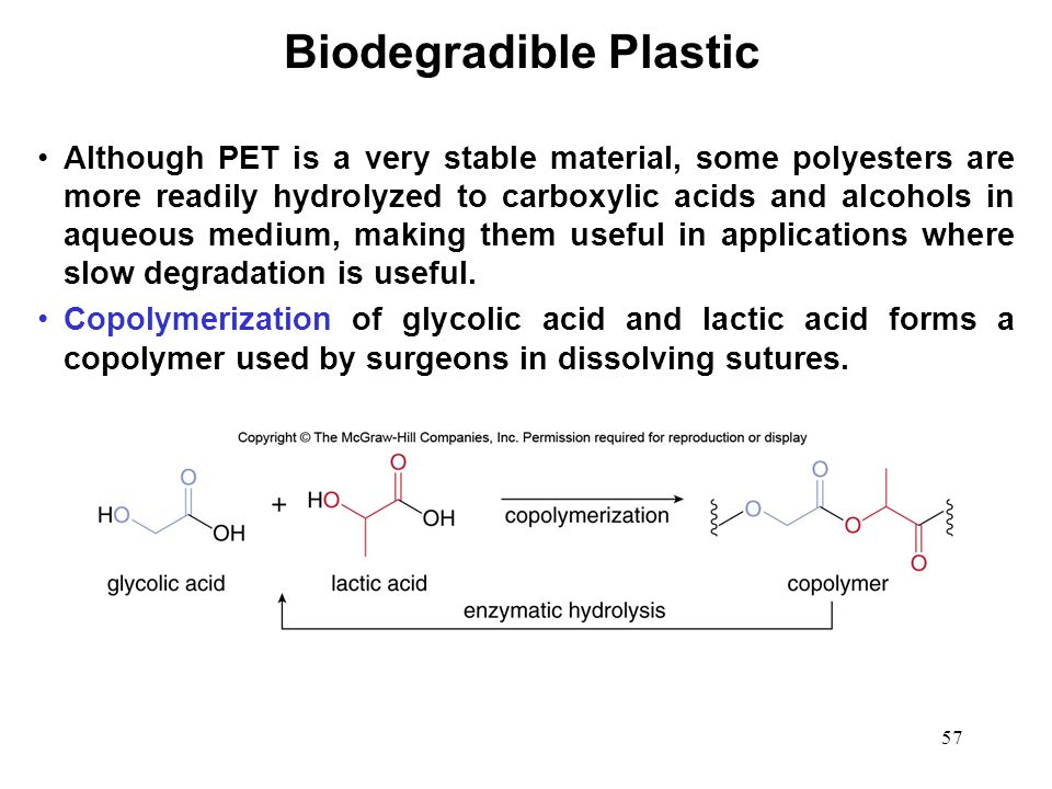 Biodegradible Plastic