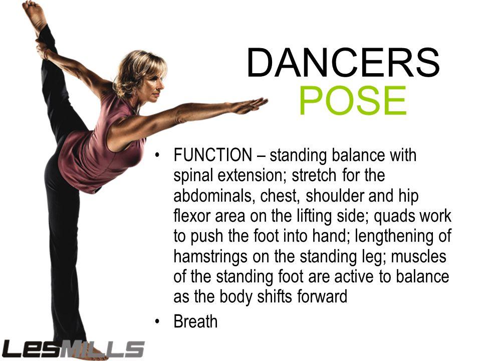 DANCERS POSE