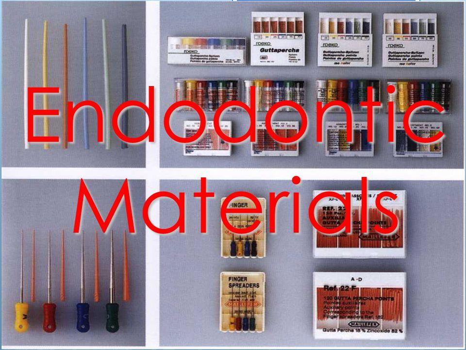 Endodontic Materials 3