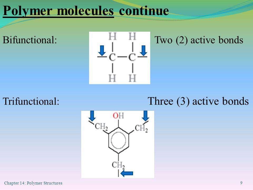 Polymer molecules continue