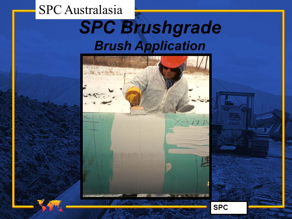 SPC Brushgrade Brush Application
