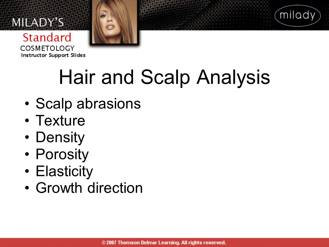 Hair and Scalp Analysis