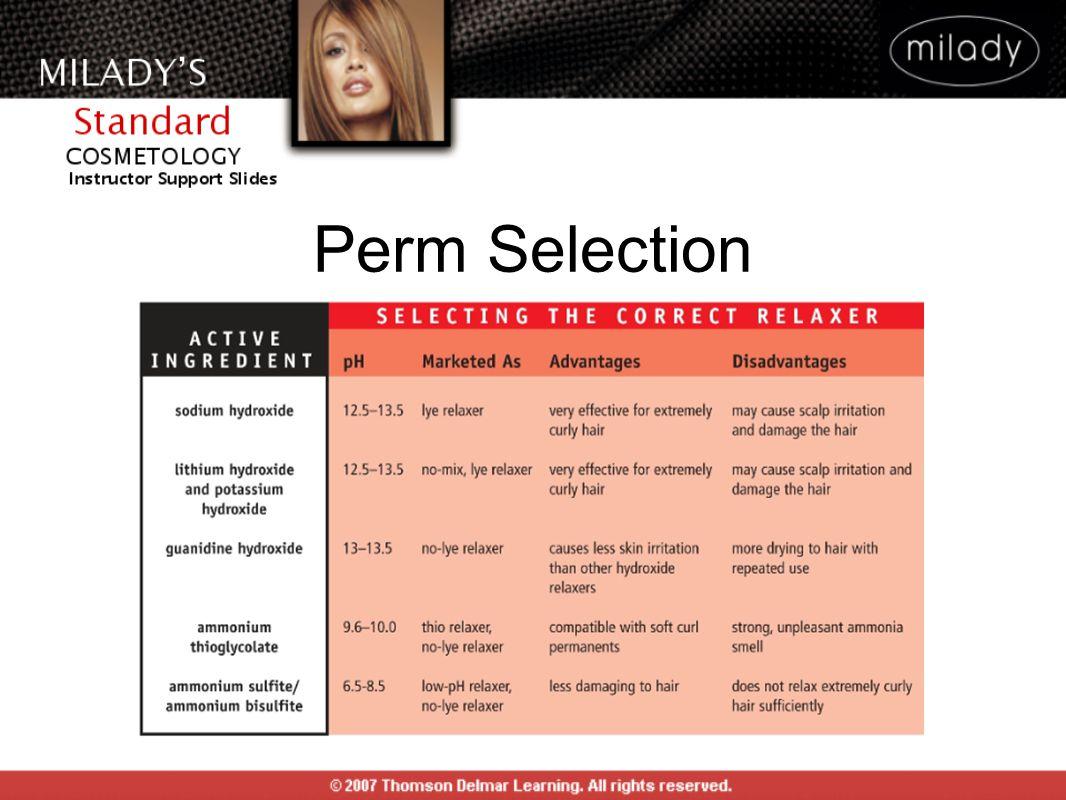 Perm Selection