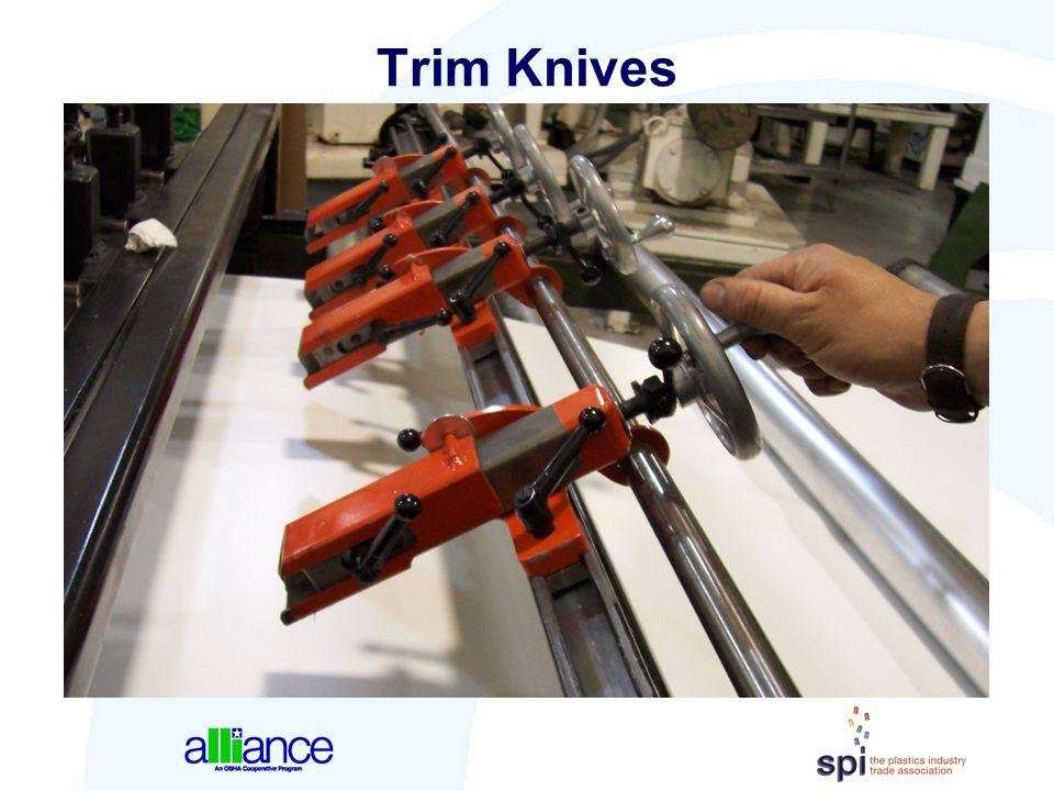 Trim Knives