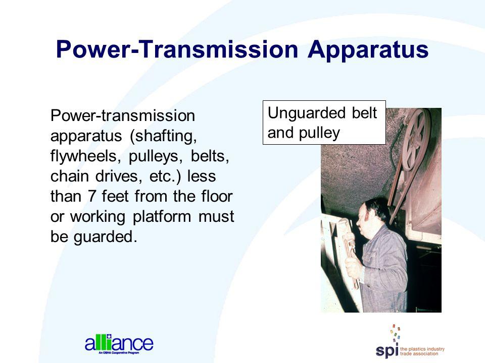 Power-Transmission Apparatus