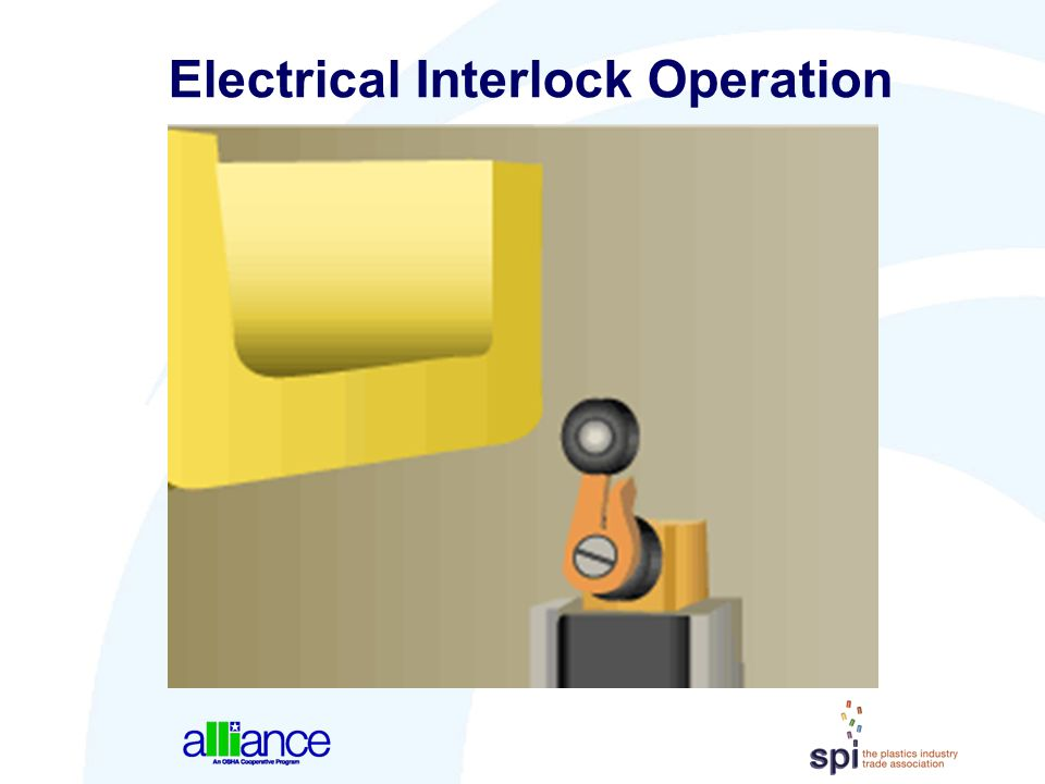 Electrical Interlock Operation