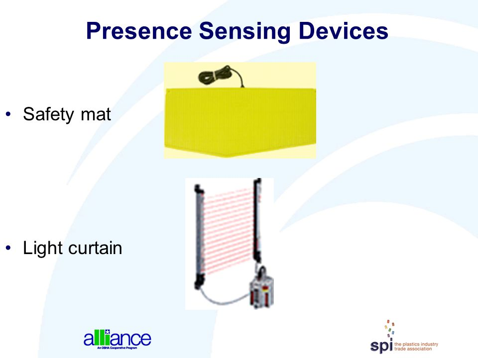 Presence Sensing Devices
