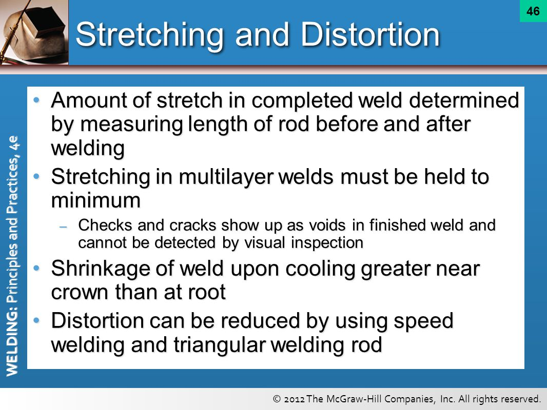 Stretching and Distortion