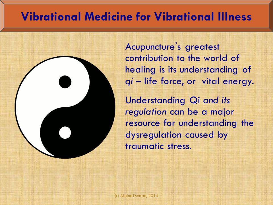 Vibrational Medicine for Vibrational Illness
