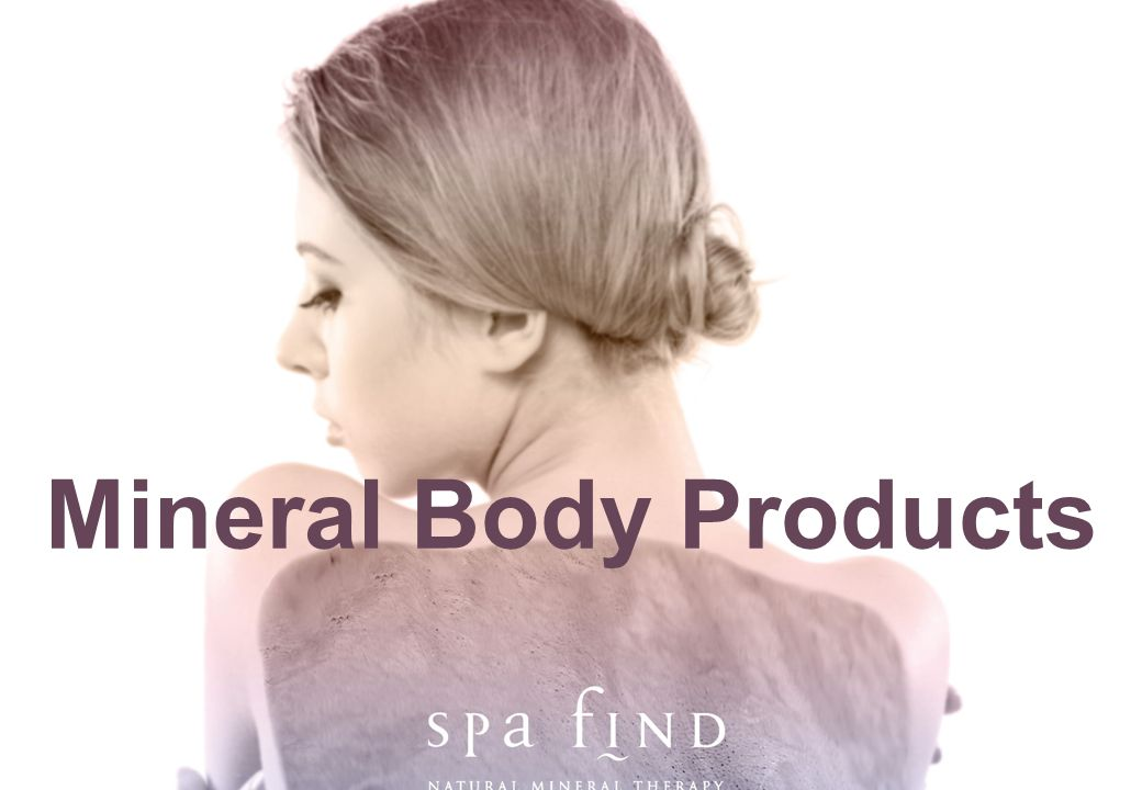 Mineral Body Products