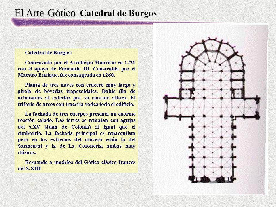 Catedral de Burgos Catedral de Burgos: