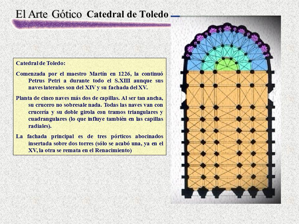 Catedral de Toledo Catedral de Toledo: