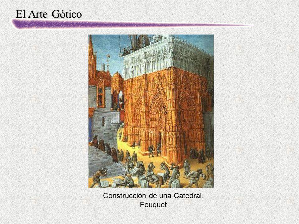 Construcción de una Catedral.