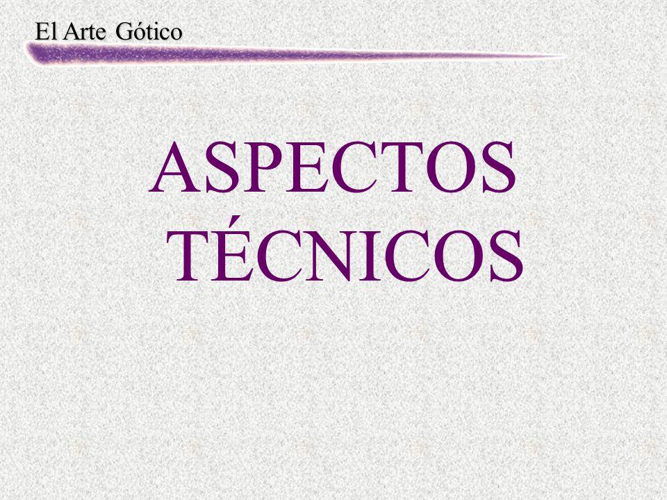 ASPECTOS TÉCNICOS
