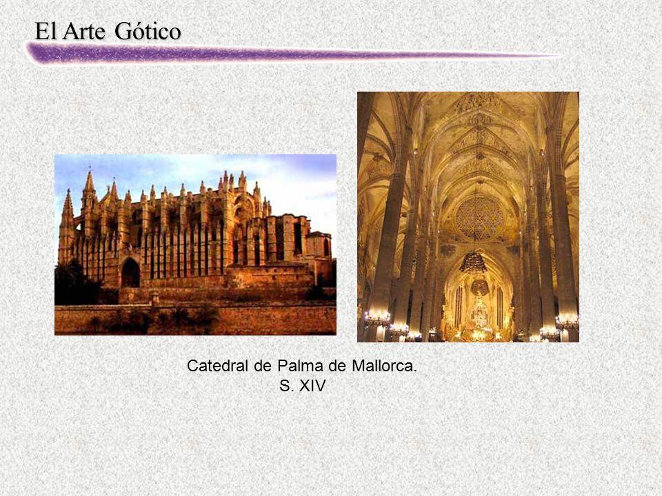 Catedral de Palma de Mallorca.