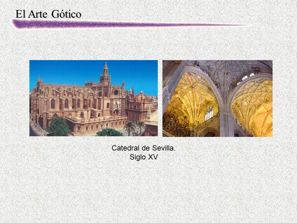Catedral de Sevilla. Siglo XV