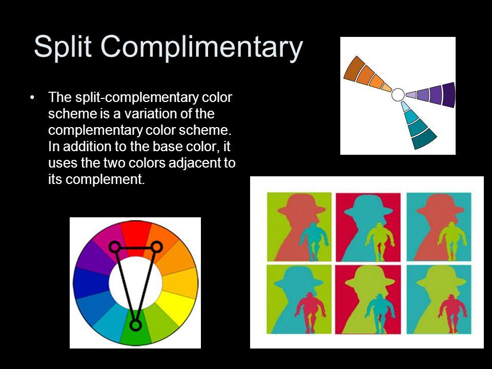 Split Complimentary