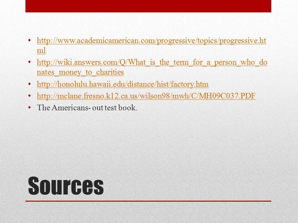 http://www.academicamerican.com/progressive/topics/progressive.html