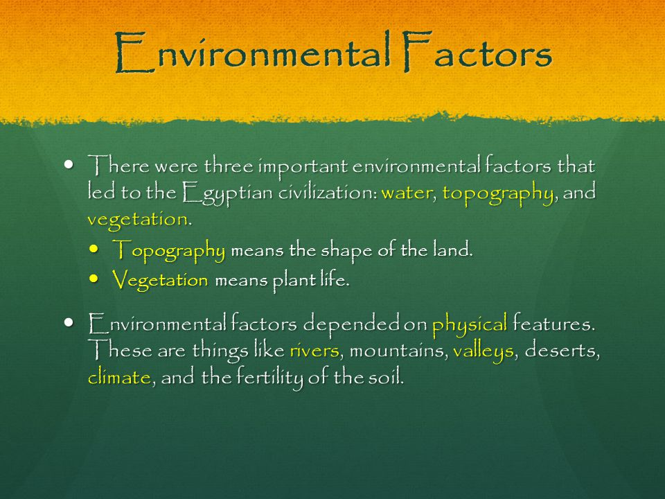 physical environment notes The physical environment is the part of the environment surrounding humans that contains only physical elements, such as the water, soil, air, and so on these are elements that are tangible and.