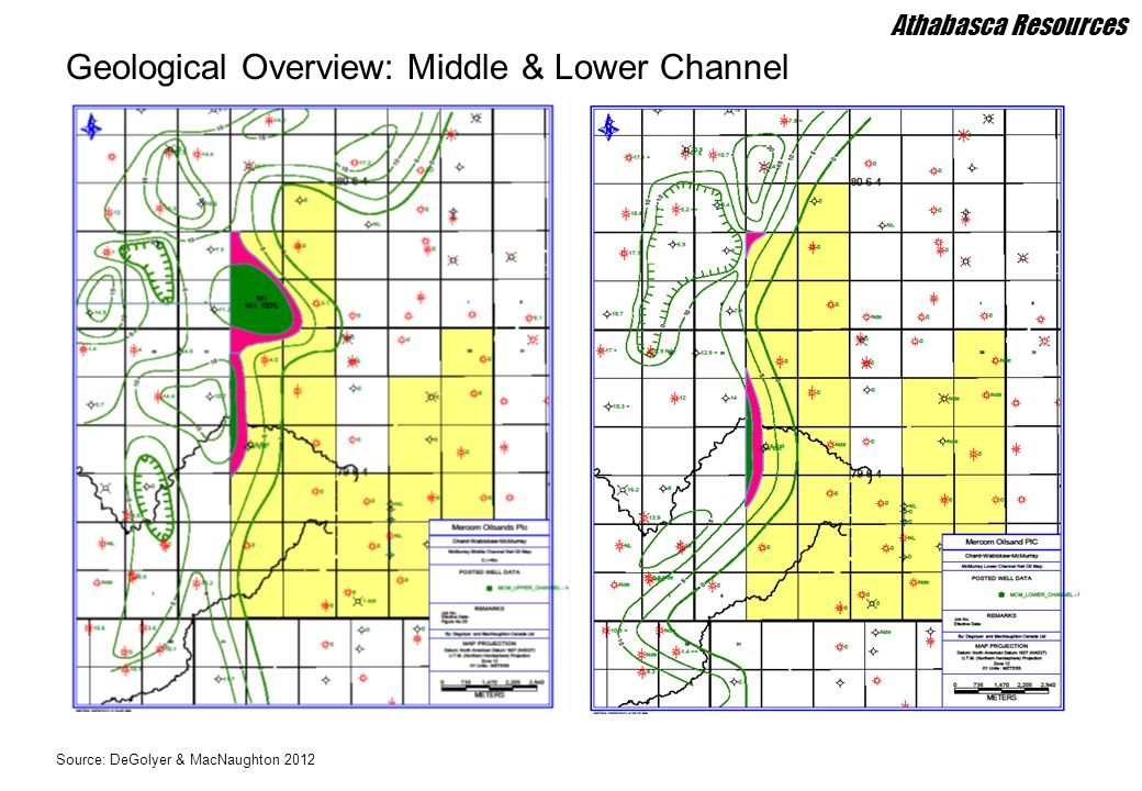 Geological Overview: Middle & Lower Channel