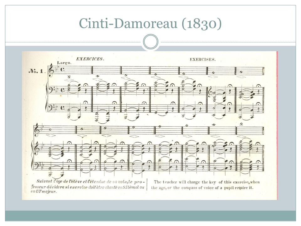 Cinti-Damoreau (1830)