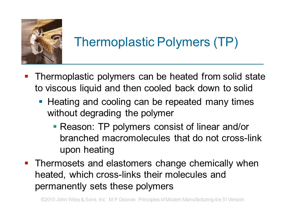 Thermoplastic Polymers (TP)