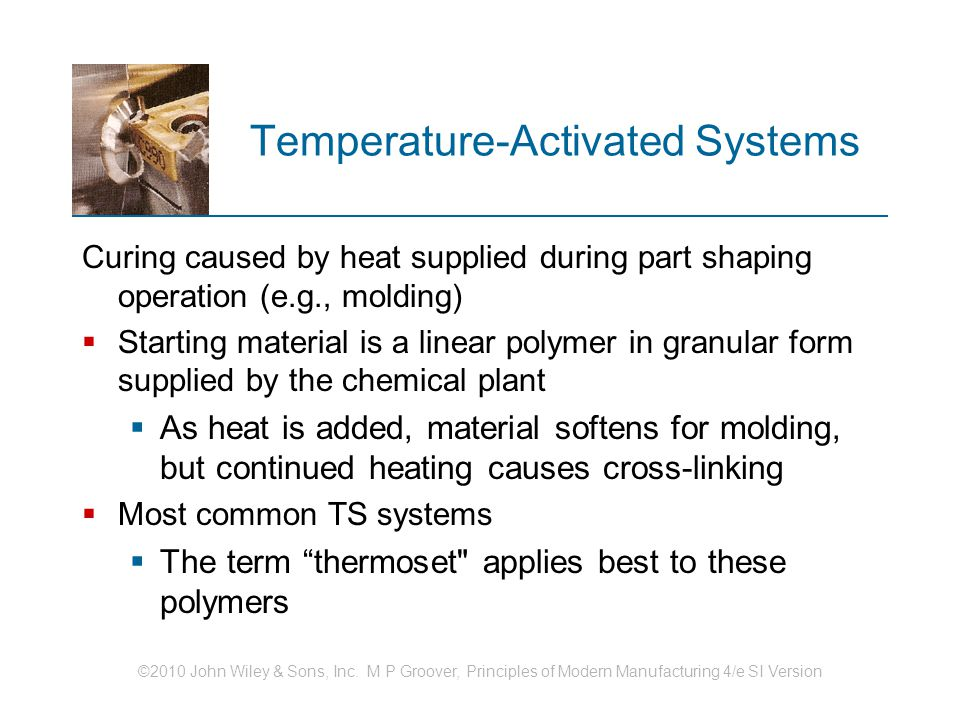 Temperature‑Activated Systems