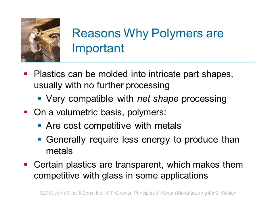 Reasons Why Polymers are Important