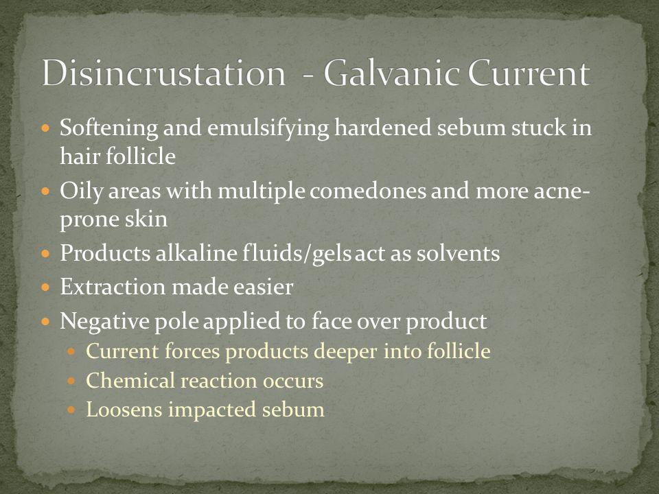 Disincrustation - Galvanic Current