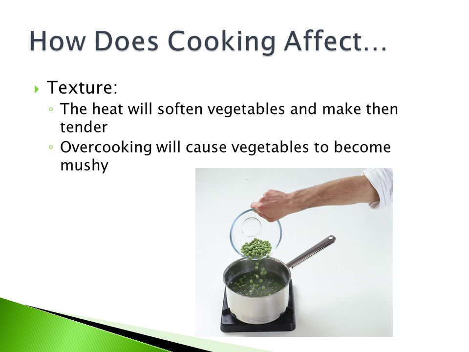 How Does Cooking Affect…