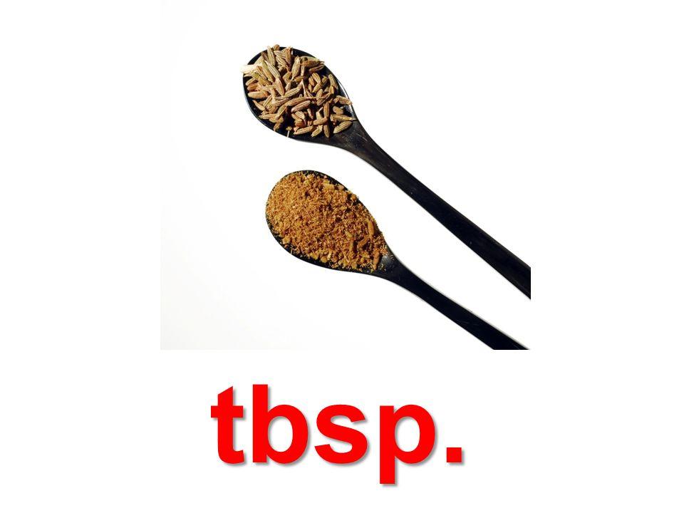 tbsp.