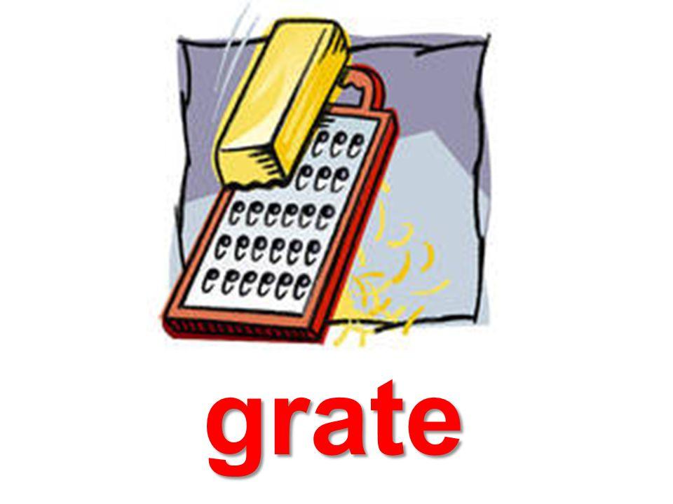 grate